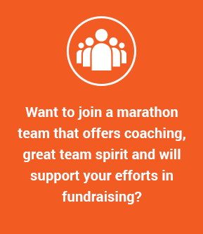 Want to join a great marathon team