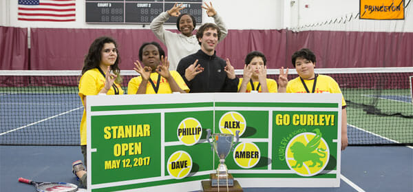 2017 Staniar Open Three-peat!