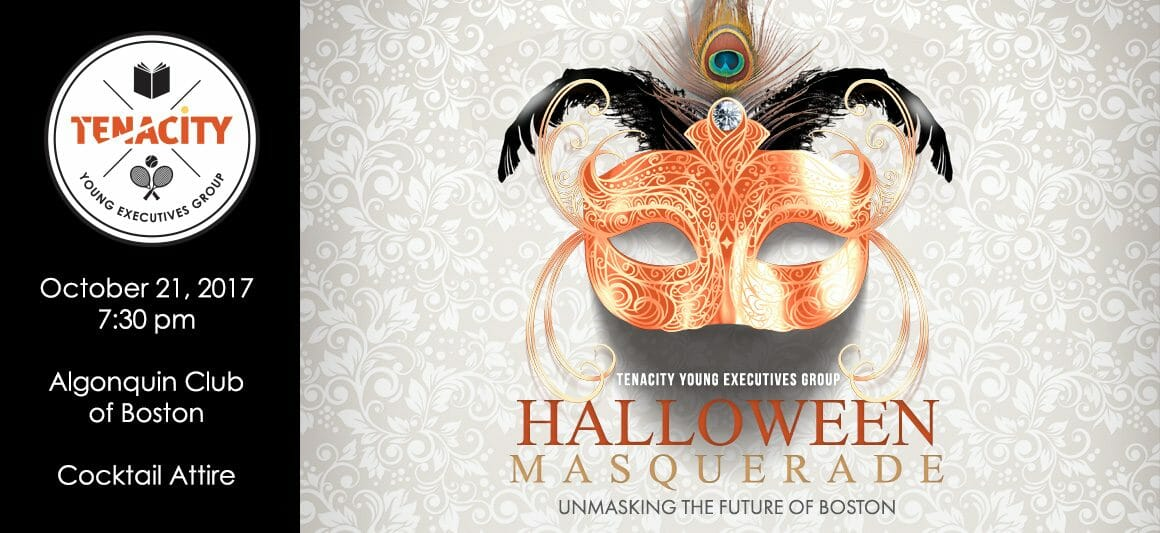 Young Executives Group Halloween Masquerade
