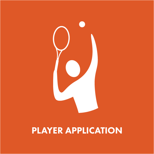 Grand Slam Cup player application