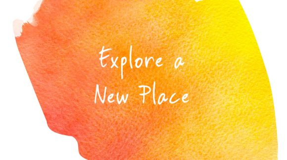 Explore a New Place